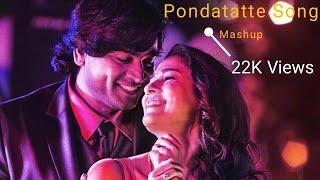 Pondattee Song - Vijay Sethupathi & Nayanthara Version