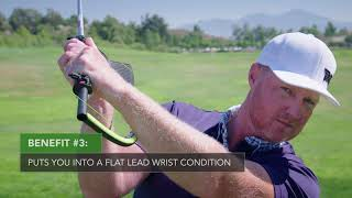 theHanger Golf Swing Aid: review and instructional video