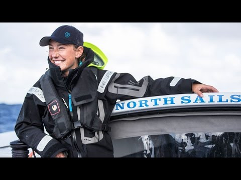 Meet Emily Nagel: The Young Sailor From the Bermuda Triangle