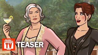 Archer: Danger Island Season 9 Teaser | Survive | Rotten Tomatoes TV