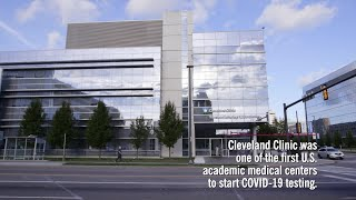 How COVID-19 Testing Works at Cleveland Clinic