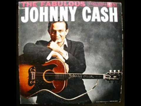 Johnny Cash - Run Softly, Blue River