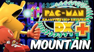 PAC-MAN Championship Edition DX+ - Mountain (DLC) - All Game Modes! | 720p60 |