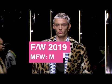 versace-fall/winter-2019-men's-highlights-|-global-fashion-news
