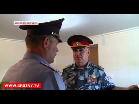 Глава МВД Чечни
