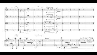 Koji Takahashi - Echo Maker for String Quartet and Piano (LIVE recording)