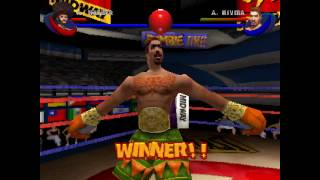 """Ready 2 Rumble Round 2 - Angel """"Raging"""" Rivera (Playstation 1)"""