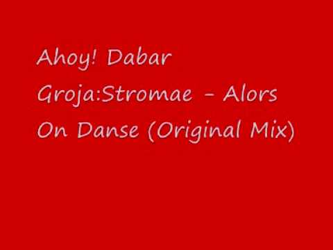 Stromae-Alors on Danse (Original Mix)