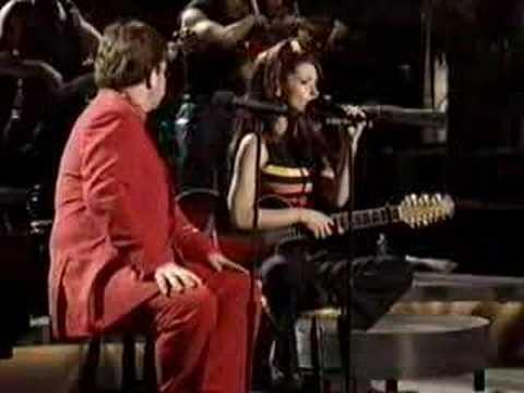 Shania Twain And Elton John - You're Still The One