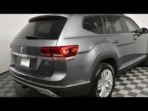 New 2019 Volkswagen Atlas Atlanta, GA #VA19161