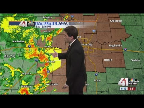 Tornado watch issued for the Kansas City metro area