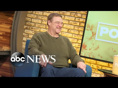 John Goodman on 'Roseanne': 'I didn't realize how damn good I had it'