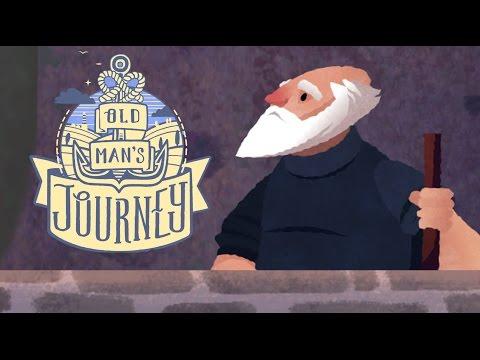 Old Mans Journey - СКАЗКА ПРО СТАРИКА И МОРЕ (игры для детей)