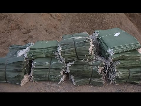 Sandbags heading out to Yellowstone County property owners