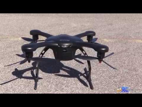EHang Ghost Drone Flight Video