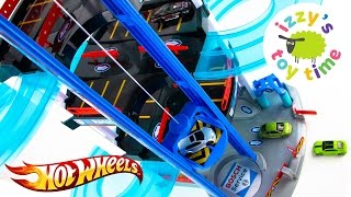 Hot Wheels Bosch 5 Level Car Park Playset | Fun Toy Cars for Kids
