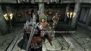 Прохождение миссии Вечный Покой Skyrim