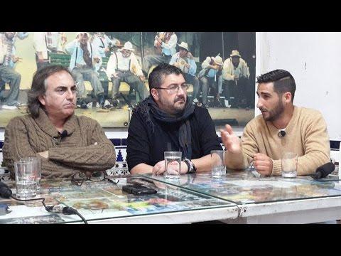 Carnaval y Punto Tv. Tertulia chirigotas finalistas COAC 2016. 21-04-2016.