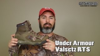Product Review: Under Armour Valsetz RTS