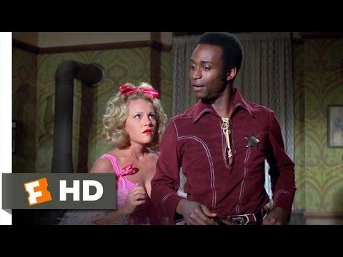 Blazing Saddles 710 Movie   Lili Goes Black 1974 HD