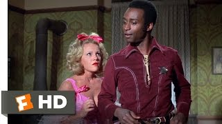 Blazing Saddles (7/10) Movie CLIP - Lili Goes Black (1974) HD