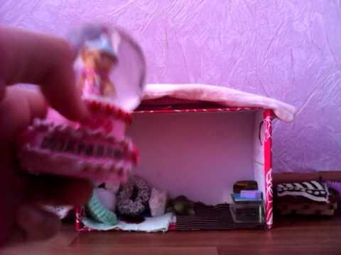 Как сделать дом для ферби бум фото 207