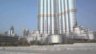 Burj Khalifa -  Dubai Fountain - Burj Khalifa Lake - برج خليفة
