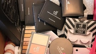 HUGE ELF Haul - December 2014 Thumbnail