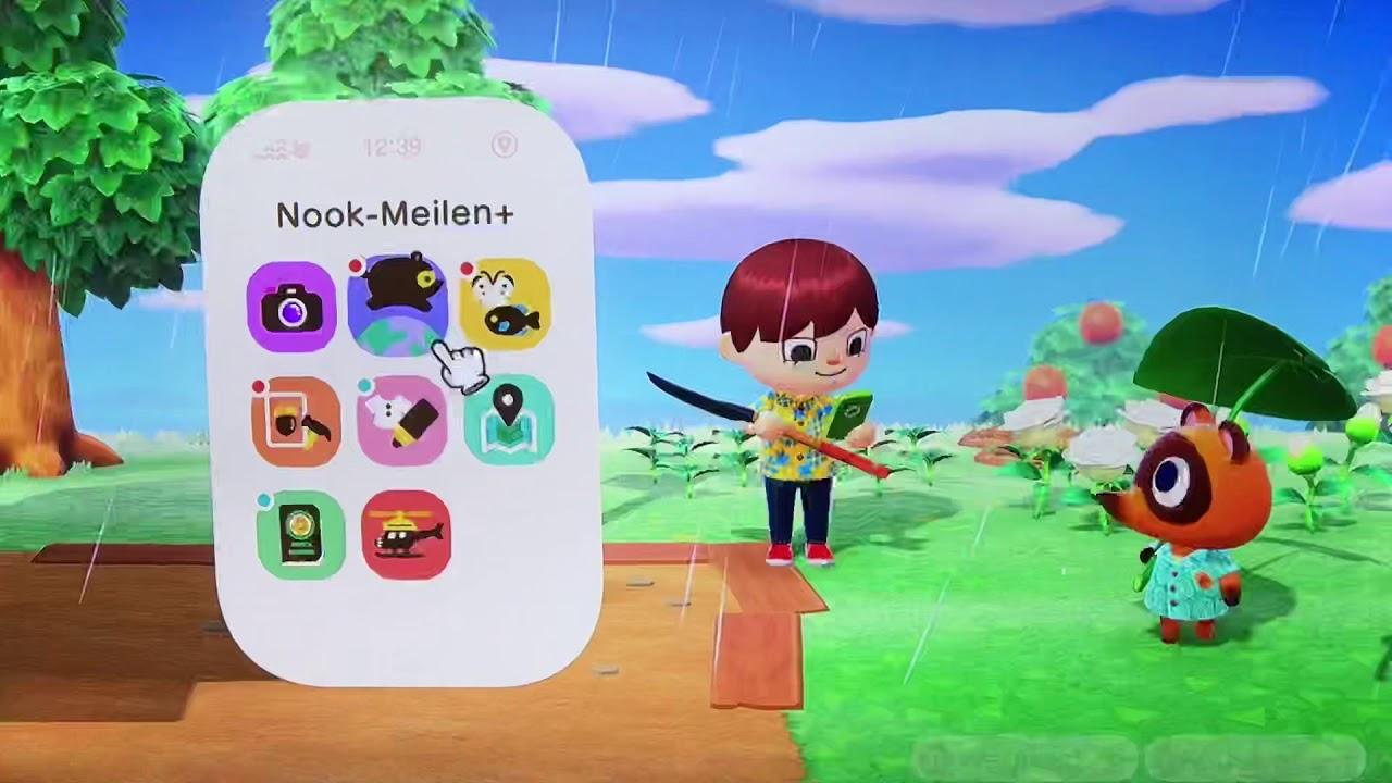 Animal Crossing Geldbaum
