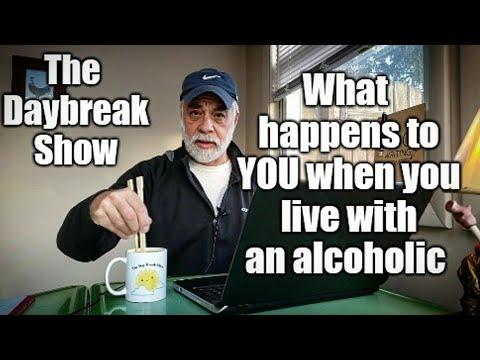 dating an alcoholic man