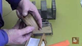 Как намотать сетевой трансформатор своими руками. Урок 1.(http://domasniyelektromaster.ru Как построить своими руками сетевой понижающий трансформатор с 220 на 12 - 20 вольт и мощность..., 2015-03-13T20:58:00.000Z)