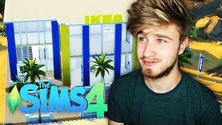 IKEA BOUWEN in DE SIMS! #2
