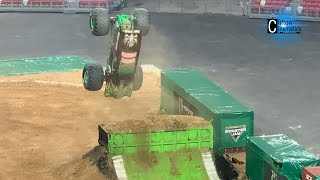 ALMOST Perfect Score of 9.722/10 from Grave Digger