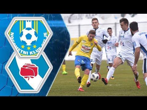 21. krog: Celje - Gorica 2:0 ; Prva liga Telekom Slovenije