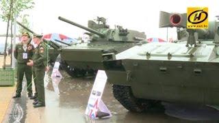 Предприятия белорусского ВПК представили свою продукцию на форуме «Армия-2015»