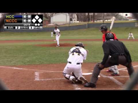 2017 Highland Baseball vs Neosho County CC- Game 1