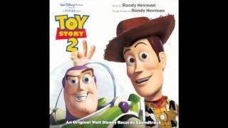 Toy Story 2 soundtrack - 04. Zurg's Planet