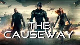 """Captain America: The Winter Soldier (2014) Soundtrack - """"The Causeway"""" Henry Jackman"""