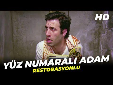 Yüz Numaralı Adam | Kemal Sunal Türk Filmi Tek Parça (Restorasyonlu)