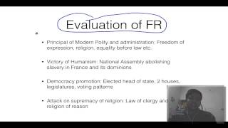 Relive the past: World History 5.3 French Revolution IAS Preparation