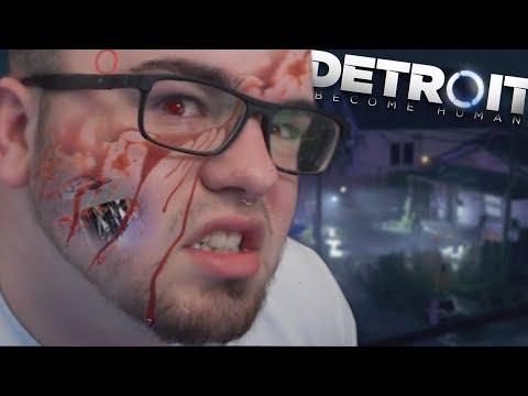 WORLDS FIRST KILLER ROBOT | Detroit: Become Human #2