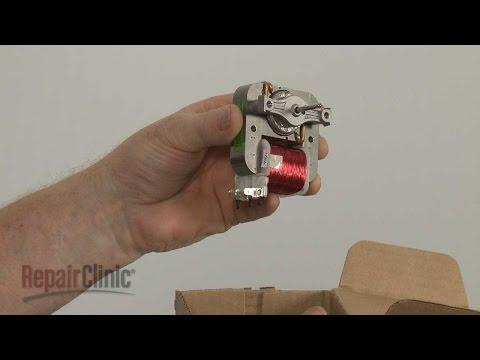 Cooling Fan Motor - GE Microwave