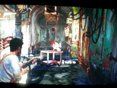 Uncharted Drakes Fortune -  Zombies
