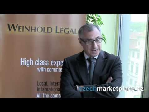 Pav Younis (Weinhold Legal) on Doing Business in the Czech Republic