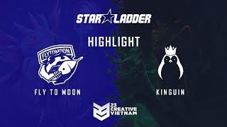 Highlight Starladder ImbaTV 2018 | FlyToMoon vs Kinguin - Bo 3