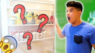 WHATS IN MY FRIDGE?!