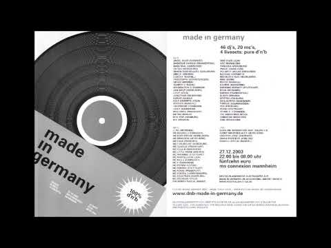 Metro - Made in Germany 2003