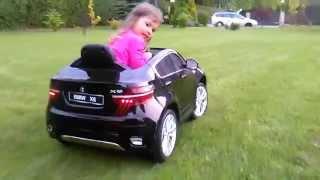 BMW X6 Toy car - electric 12V 2WD