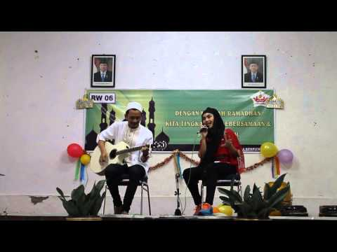 Fathur Rizky ft Intanoleb - Alhamdulillah ( Cover Opick )