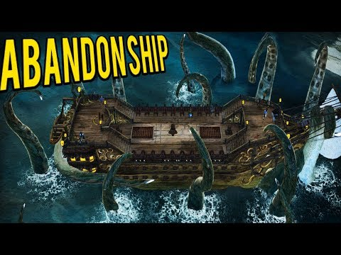 Kraken Ship Attack! FTL Successor Abandon Ship Release